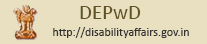 http://disabilityaffairs.gov.in/content/ ,Department of Empowerment of Persons with Disabilities: External website that opens in a new window
