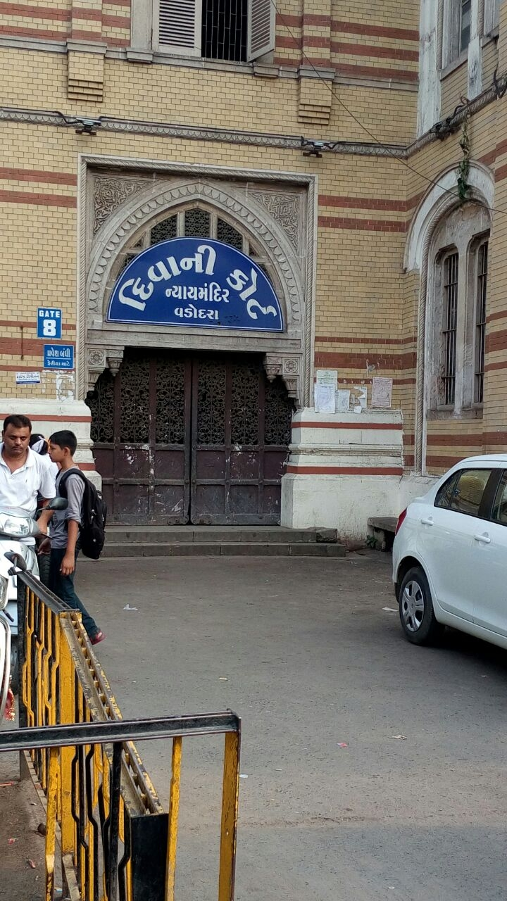 Diwani Court is inacessible for All Citizens because it covered by Parking